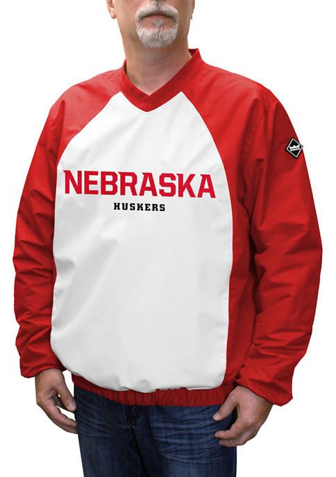 Franchise Club NCAA Nebraska Cornhuskers Game Day Pullover