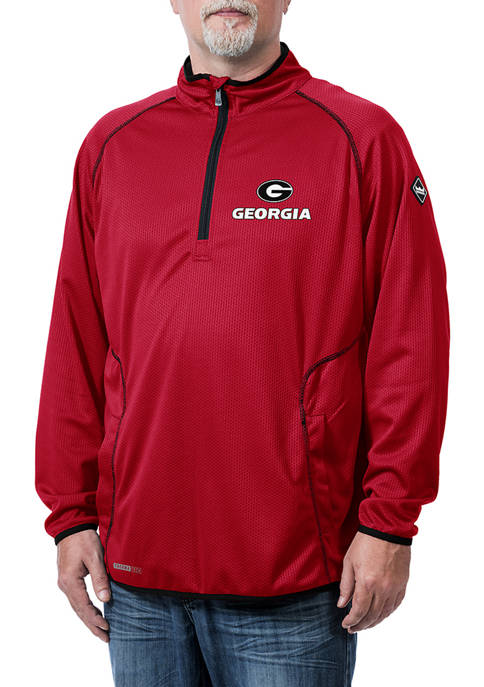 Franchise Club NCAA Georgia Bulldogs Tone Tech Quarter