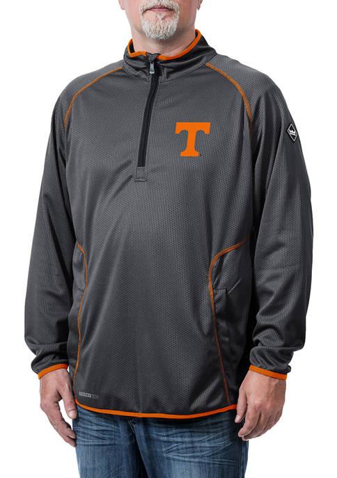 NCAA Tennessee Volunteers Tone Tech Quarter Zip Jacket
