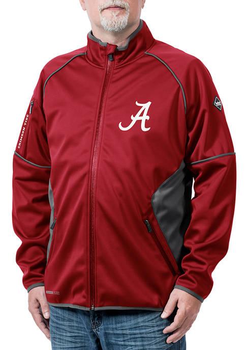 NCAA Alabama Crimson Tide Stadium Softshell Jacket