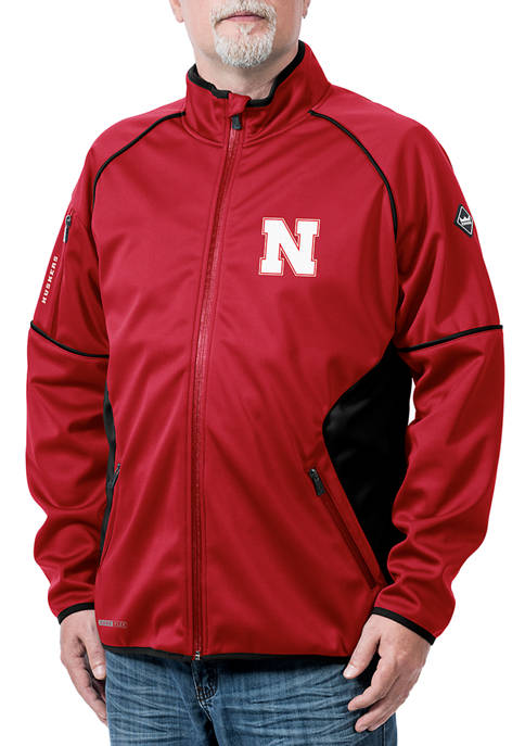 NCAA Nebraska Cornhuskers Stadium Softshell Jacket
