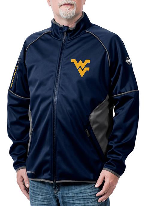 NCAA West Virginia Mountaineers Stadium Softshell Jacket