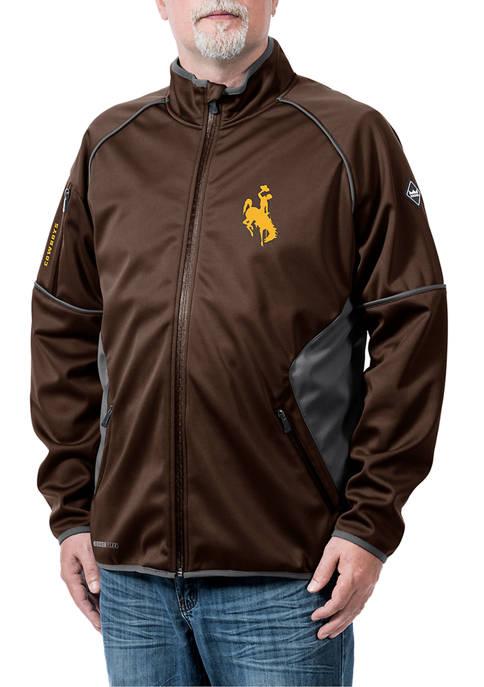 NCAA Wyoming Cowboys Stadium Softshell Jacket