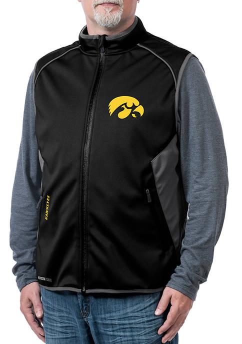 Franchise Club NCAA Iowa Hawkeyes Stadium Softshell Vest
