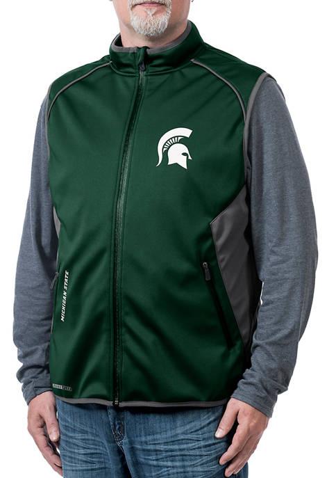 Franchise Club NCAA Michigan State Spartans Stadium Softshell