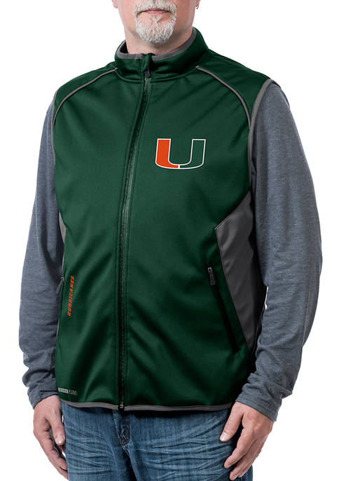 Franchise Club NCAA Miami (FL) Hurricanes Stadium Softshell