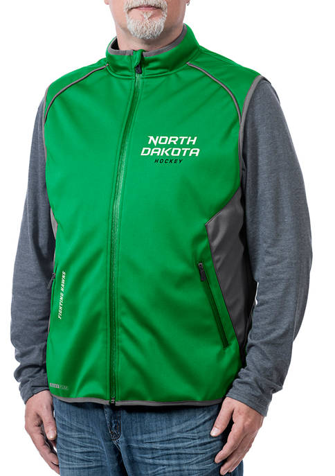 NCAA North Dakota Fighting Hawks  Stadium Softshell Vest