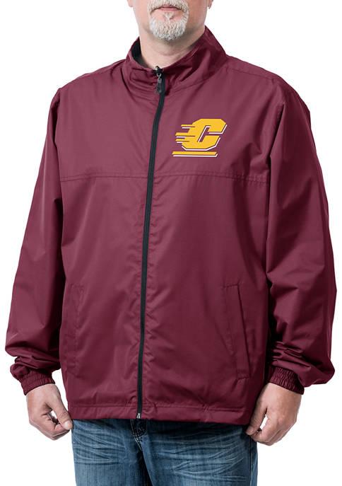 NCAA Central Michigan Chippewas Terrain Reversible Jacket