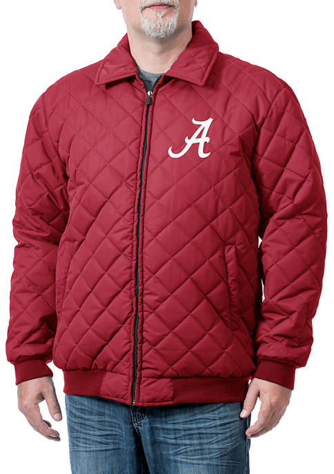 NCAA Alabama Crimson Tide Franchise Clima Jacket