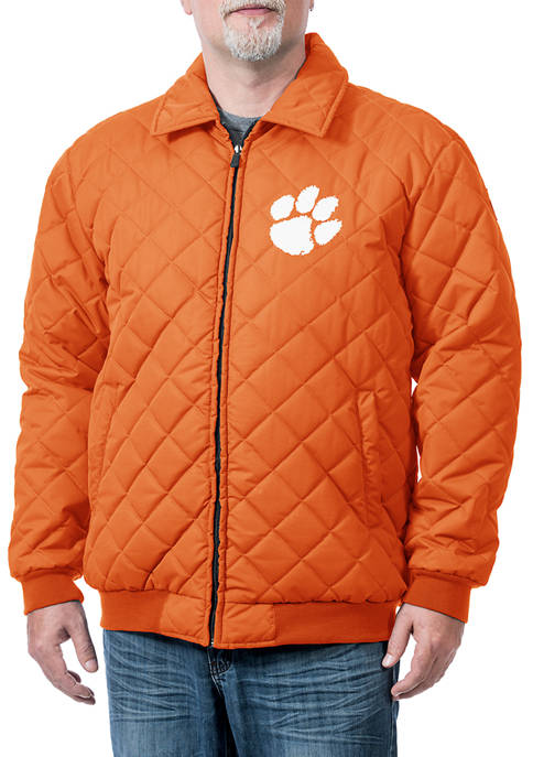 NCAA Clemson Tigers Franchise Clima Jacket