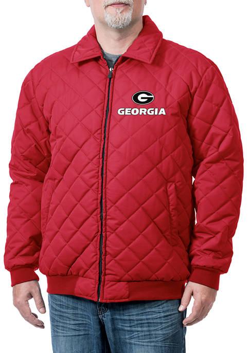 Franchise Club NCAA Georgia Bulldogs Franchise Clima Jacket