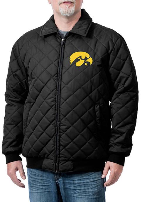 Franchise Club NCAA Iowa Hawkeyes Franchise Clima Jacket