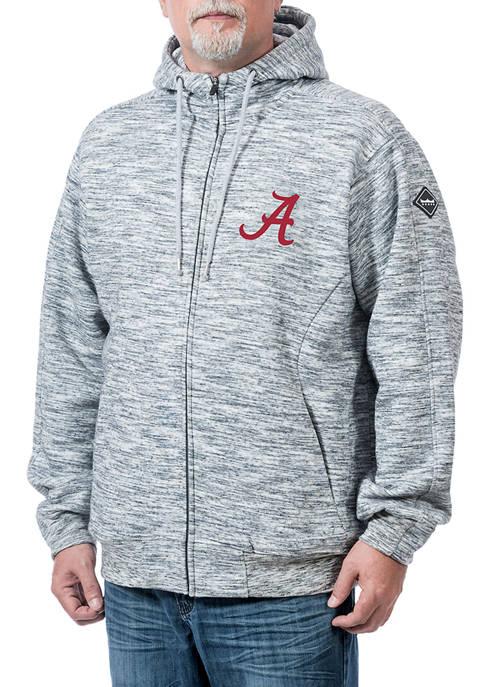NCAA Alabama Crimson Tide Clutch Fleece Jacket