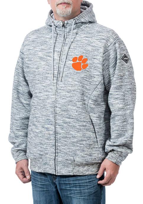 NCAA Clemson Tigers Clutch Fleece Jacket