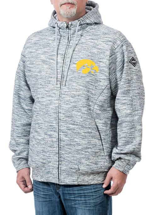 NCAA Iowa Hawkeyes Clutch Fleece Jacket
