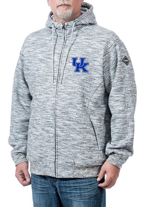 Franchise Club NCAA Kentucky Wildcats Clutch Fleece Jacket