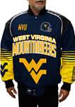 Big & Tall NCAA West Virginia Mountaineers Boss Twill Jacket