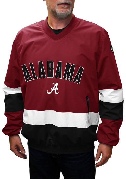 Big & Tall NCAA Alabama Crimson Tide Grind Pullover