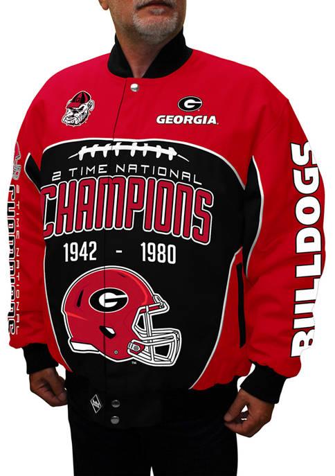 Franchise Club Big & Tall NCAA Georgia Bulldogs