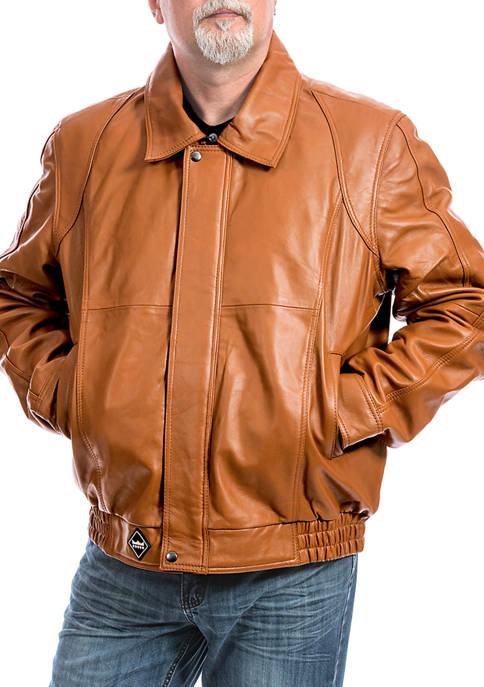Franchise Club Big & Tall Classic Bomber Jacket