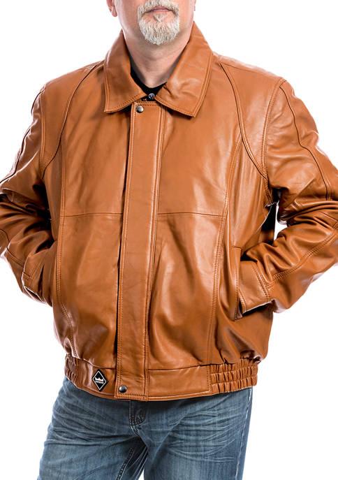 Mens Classic Bomber Jacket
