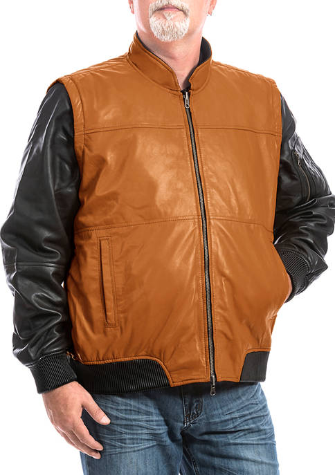Big & Tall 4-in-1 Bomber Jacket