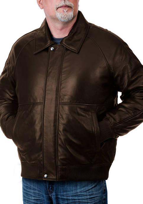 Big & Tall Timeless Bomber Jacket