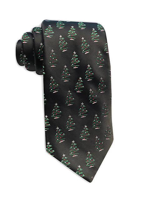 Artsy Tree Tie