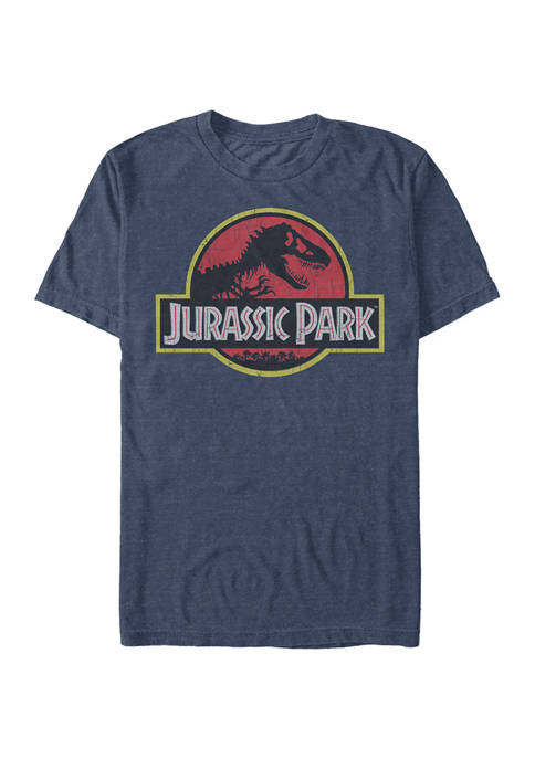 Officially Licensed Jurassic Park Graphic Top