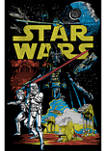 Officially Licensed Star Wars Graphic Top