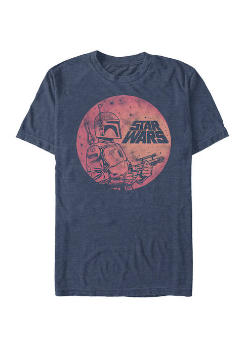 Big & Tall Officially Licensed Star Wars Graphic Top
