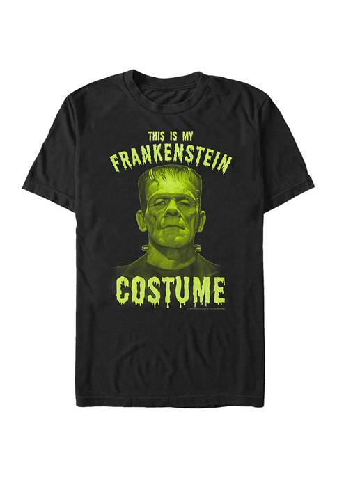 Classic Monsters Short Sleeve T-Shirt