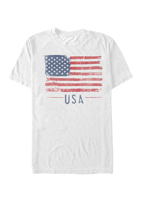 Lost Gods American Pride Graphic T-Shirt