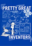 Phineas And Ferb Really Great Inventors Schematics T-Shirt