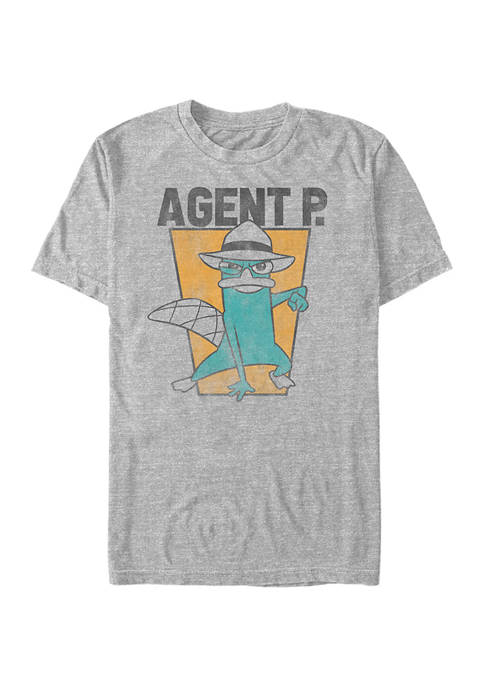 Phineas and Ferb Agent P T-Shirt