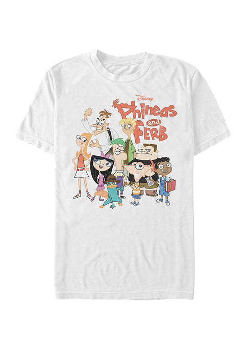 Disney® Phineas and Ferb The Group T-Shirt