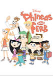 Phineas and Ferb The Group T-Shirt