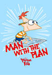 Phineas and Ferb The Plan Man T-Shirt