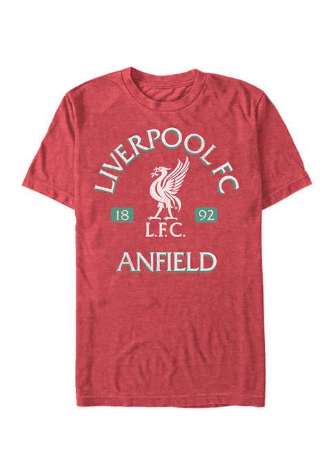 Liverpool Vintage Reds- Premium T-Shirt