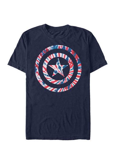 Marvel™ Marvel America Tie-Dye T-Shirt
