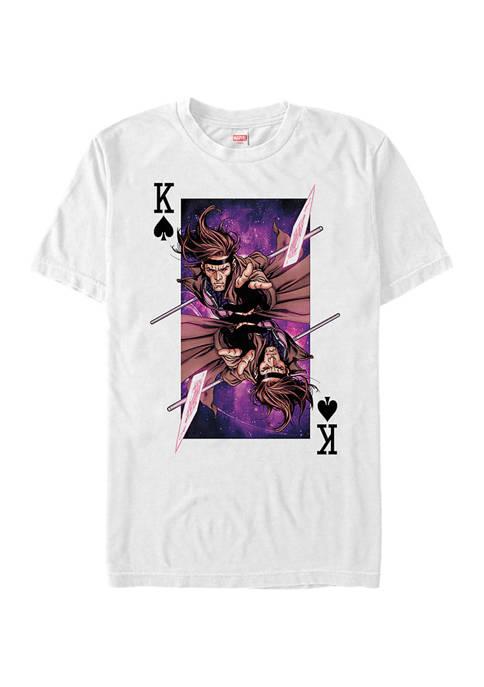 Marvel Gambit King T-Shirt