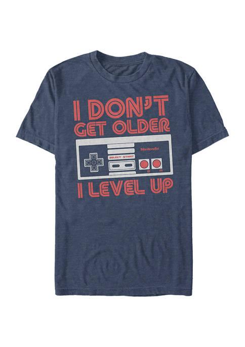Nintendo Leveling Up T-Shirt