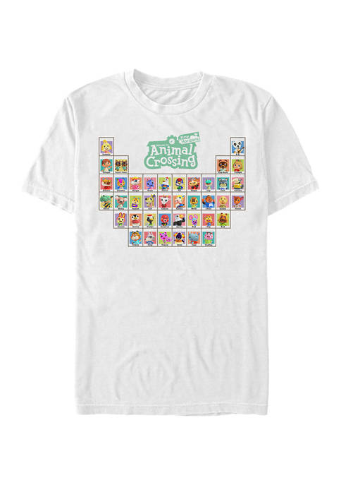 Nintendo Periodically Crossing T-Shirt