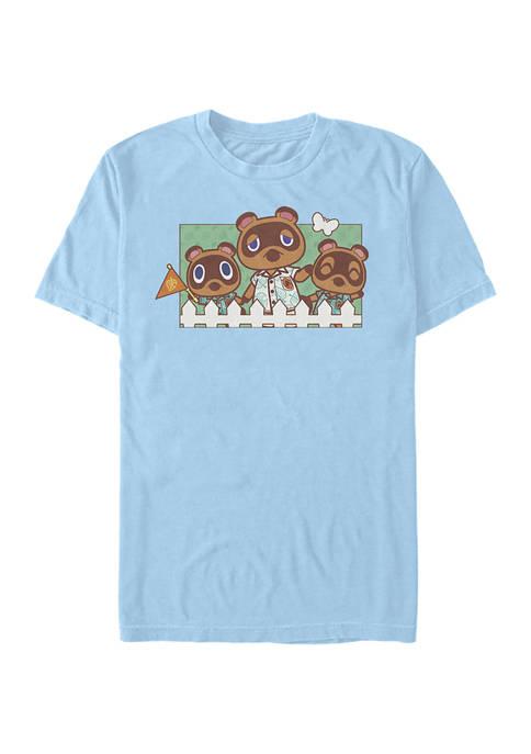 Nintendo Nook Family T-Shirt T-Shirt