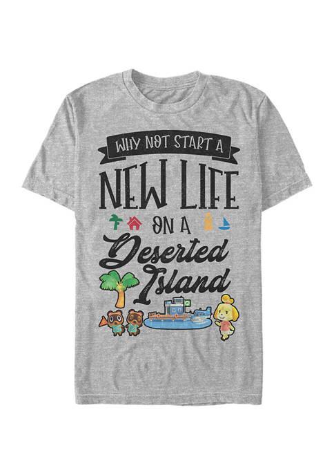 Nintendo Start Anew T-Shirt
