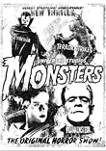 Classic Monsters Vintage Horror T-Shirt