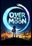 Over the Moon Over The Moon Poster T-Shirt