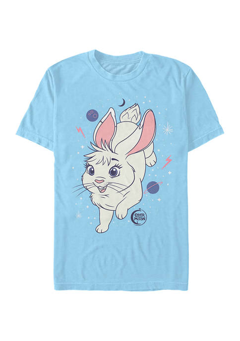 Over the Moon Cosmic Bungee T-Shirt