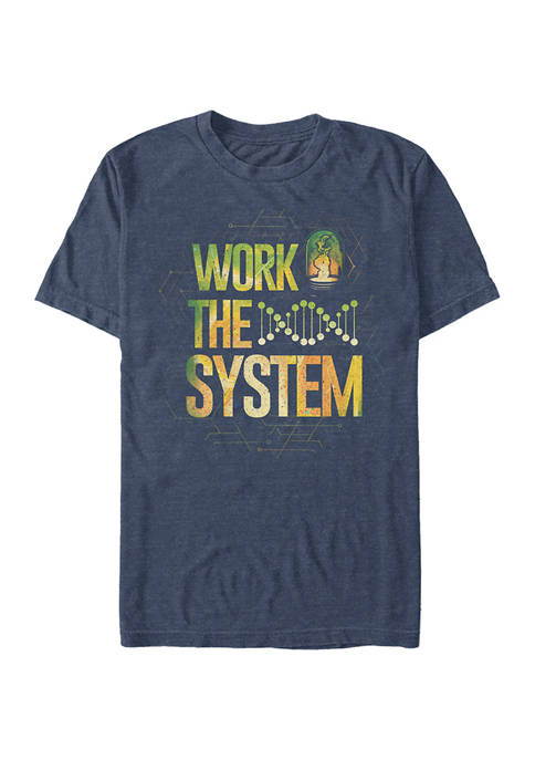 Project Power Work The System T-Shirt