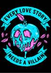 Disney Villains Love Story T-Shirt